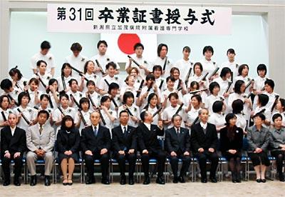 加茂看護専門学校画像