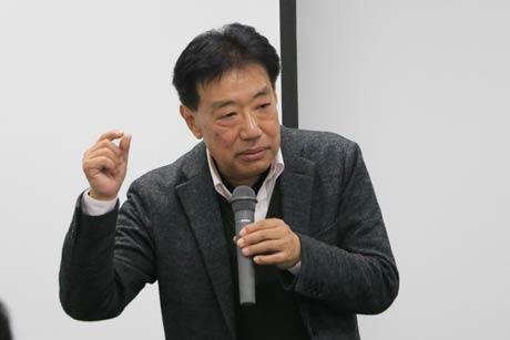 田中優氏講演会「地宝論~活動を継続してゆくチカラ~」