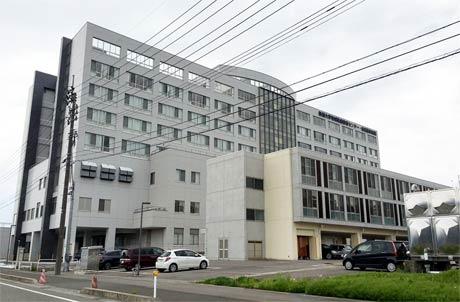 病院 魚沼 基幹