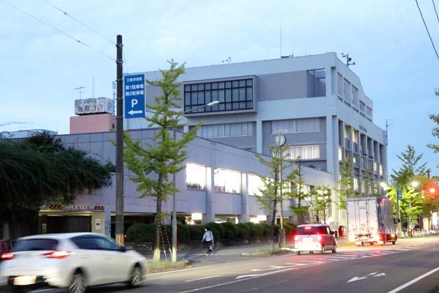 新潟県上越市爆砕